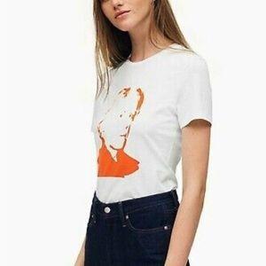 [nwt] Calvin Klein Jeans x Warhol Tee